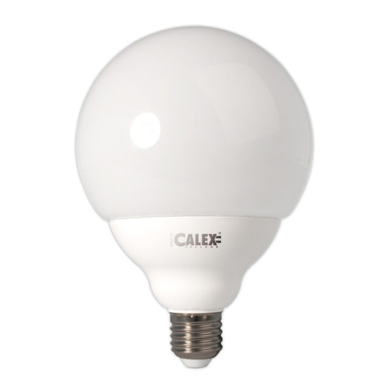 Calex LED 125mm 17W 230V E27 2700K opaal 473497