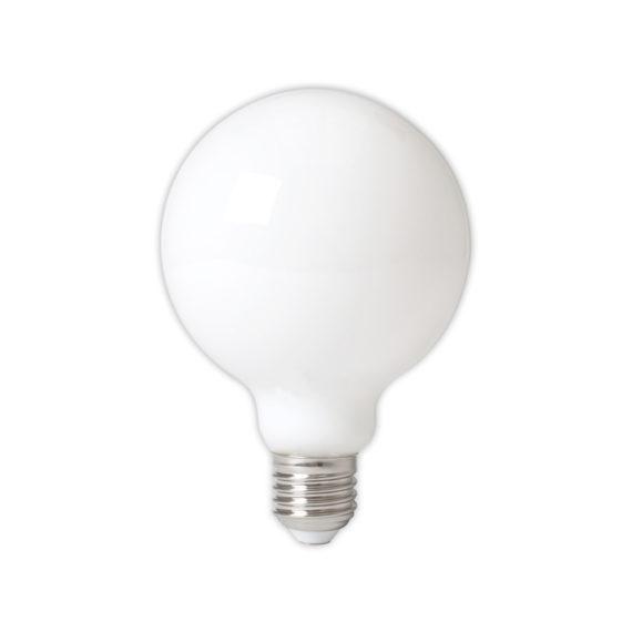 Calex LED 95mm 8W 230V E27 2700K opaal 425470
