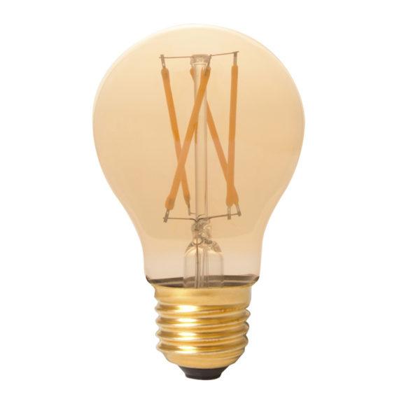 Calex LED A60 4W 230V E27 2100K GOLD 474504