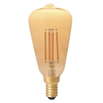 Calex LED Edison 4W E14 Gold 2100K 425400