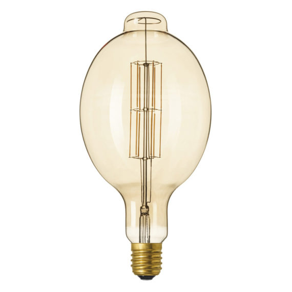 Giant XXL LED 11W E40 Colosseum Gold 425612
