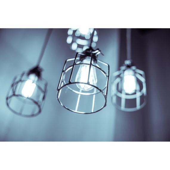 No.15 hanglamp Kooi rood