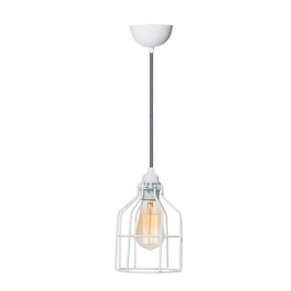 No.15 hanglamp Kooi wit