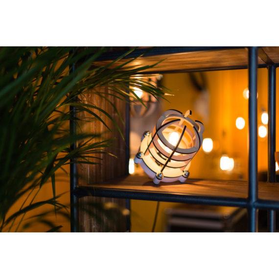 No.20 Printlamp tafellamp Ø21cm by Olaf Weller