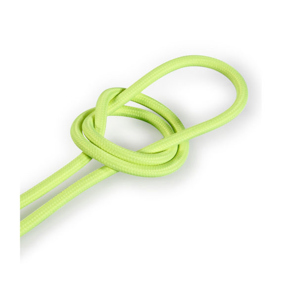 neon geel strijkijzersnoer